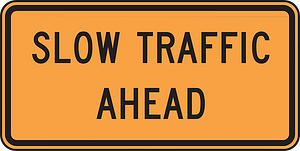 Slow wordpress traffic ahead